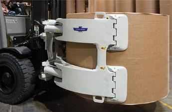 Rent Paper Roll Clamps Rental Chicago Crane Hook Cbl