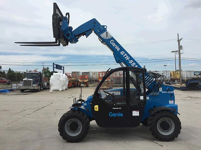 Rent a forklift in Chicago, Forklift Rental, Scissor Lift