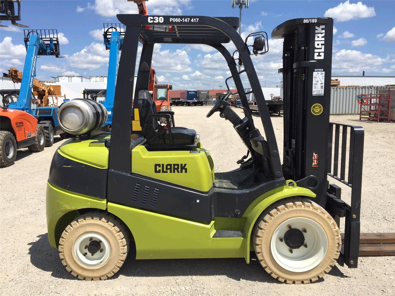 Rent a forklift in Chicago, Forklift Rental, Scissor Lift